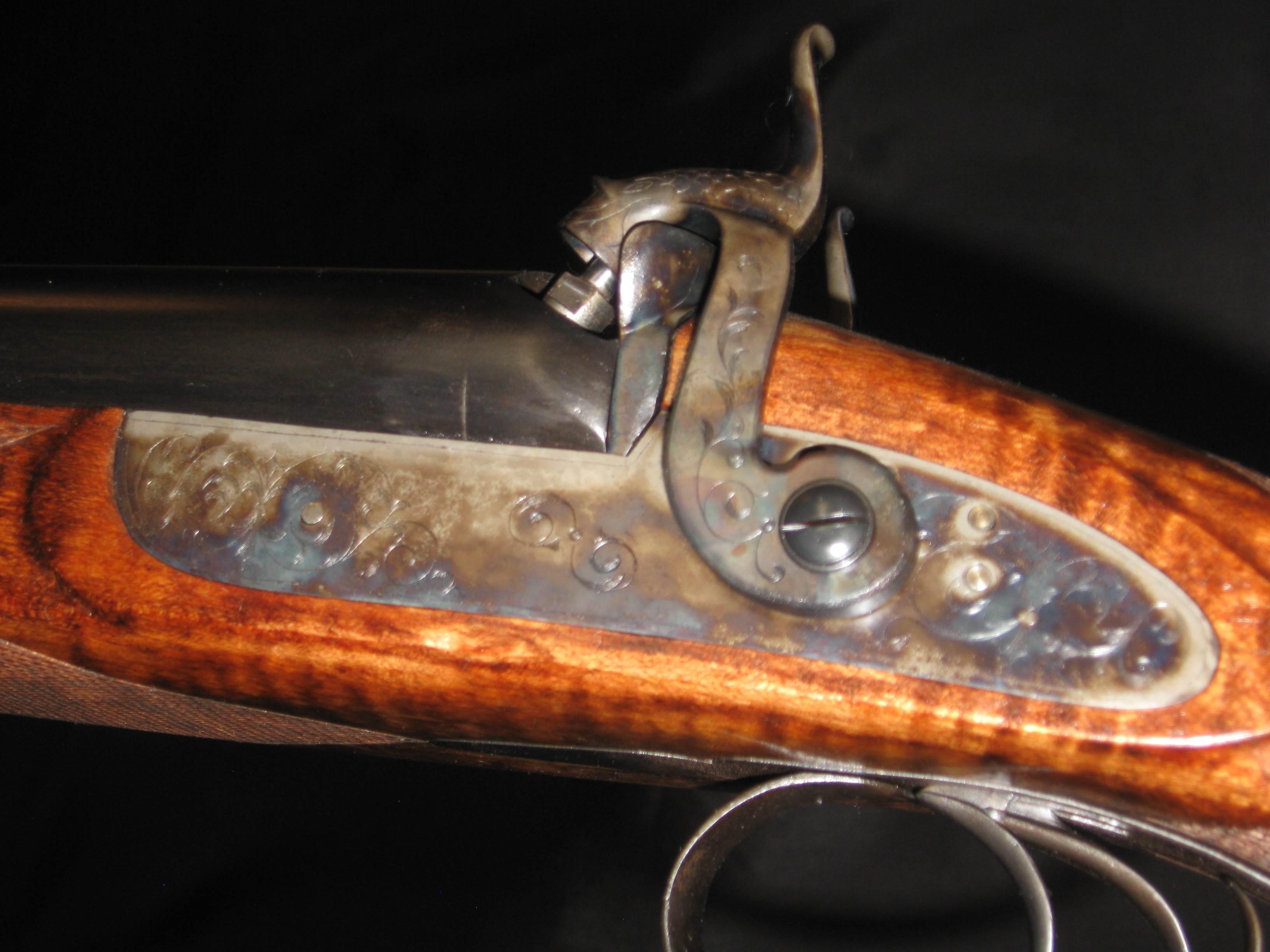 Color Case Hardened Lock/Hammer