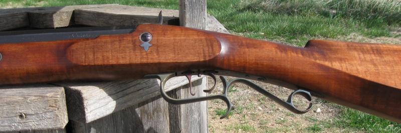 Left Side Trigger guard