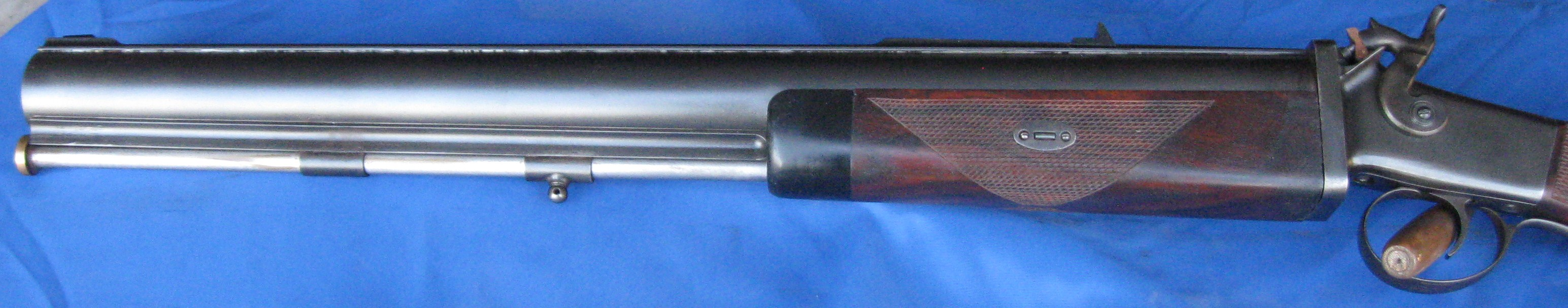 Left side Fore end